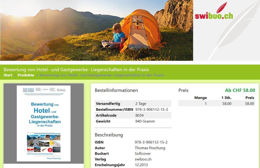 Swiboo_Verlag_Bestellseite_fuer_Hanbuch_Bewertung_von_Hotel_und_Gastgewerbe_Liegenschaften